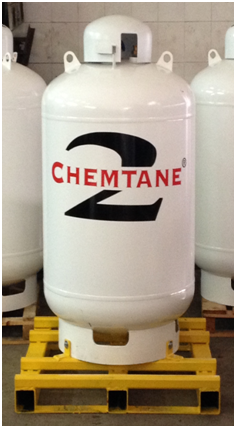 Nuevo envase de 210 Kg de Chemtane 2