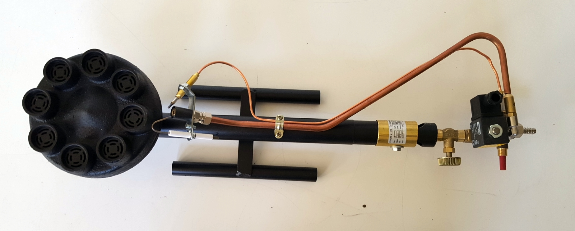 Hem millorat el nostre cremador model 411