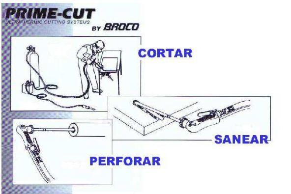 Prime cut pasos