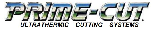 Prime cut logo