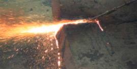 Burning bar 3