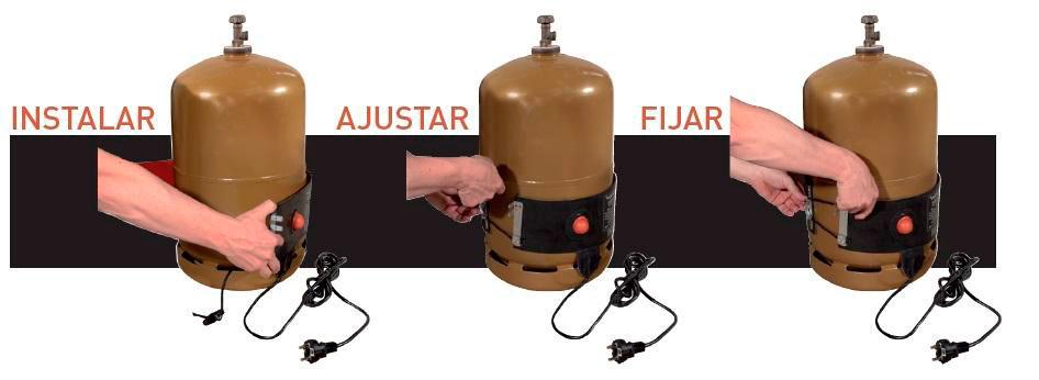 Instalación Vapor Booster