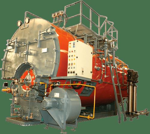 El aire en la combustión de las calderas industriales: por qué es tan importante