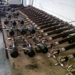 Fabricació del model 440 recte