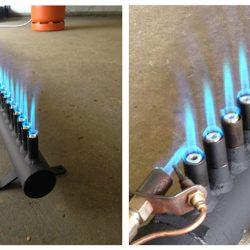 Cremador lineal gdaparatos