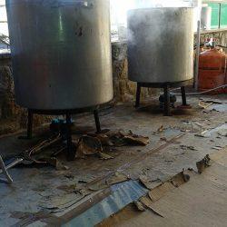 Cremadors per a celebracions populars